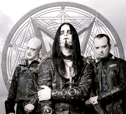 Dimmu Borgir agenda dos shows en Chile