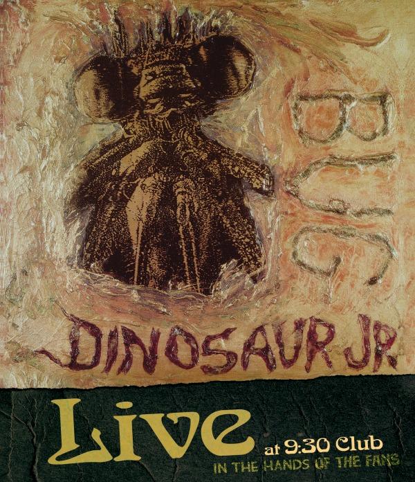 """Mira el trailer del nuevo DVD de Dinosaur Jr. """"Bug Live at 9:30 Club: In the Hands of the Fans"""""""