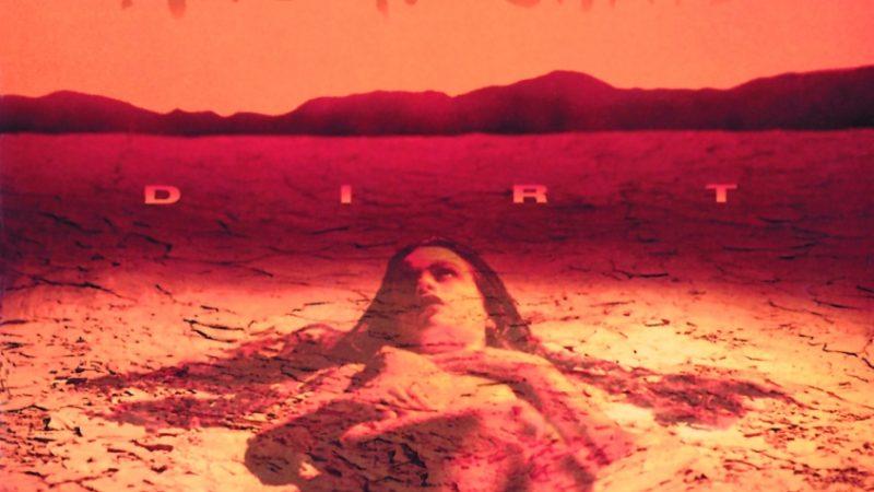 "Grandes Portadas del Rock: Alice in Chains – ""Dirt"" (1992)"