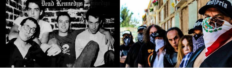 "2×1: ""California Über Alles"" Dead Kennedys vs. Brujería"