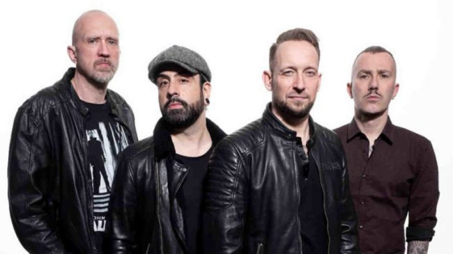 """""""Blacklist"""": Volbeat presenta su versión de """"Don't Tread On Me"""" de Metallica"""
