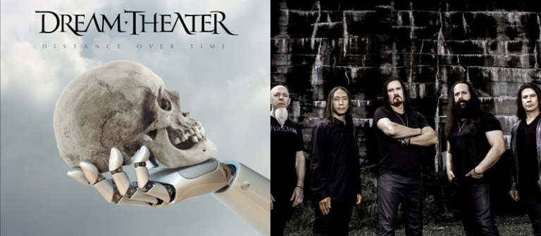 "La historia detrás de las canciones de ""Distance Over Time"" de Dream Theater"