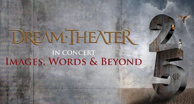 """VIDEOS: Mira a Dream Theater tocando en vivo completo su álbum """"Images & Words"""" celebrando su 25 aniversario"""