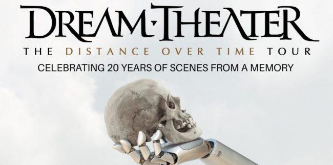 Dream Theater regresa a Chile a celebrar los 20 años de Metropolis Pt.2: Scenes From A Memory