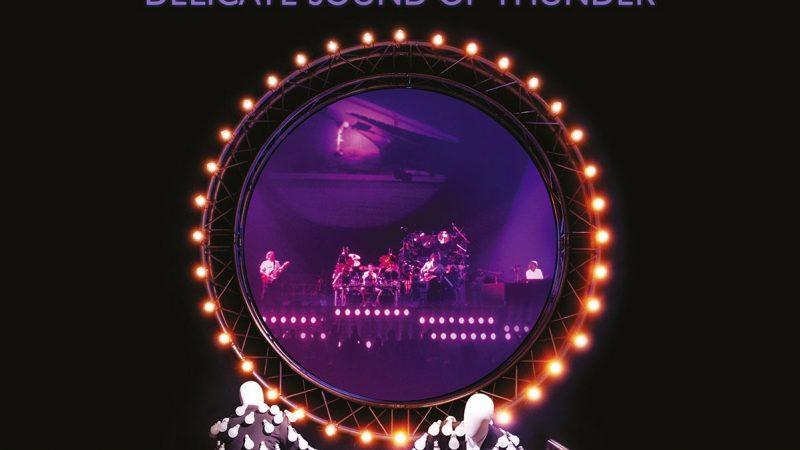 Pink Floyd publica en linea la reedición de Delicate Sound of Thunder