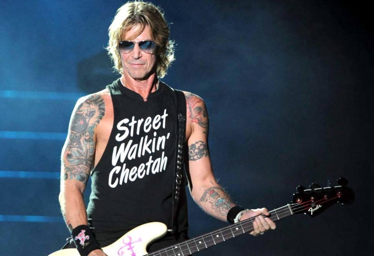 Duff McKagan lanzará álbum en solitario en 2019