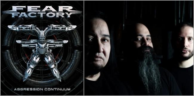 'Aggression Continuum': Fear Factory estrena su primer álbum y video en seis años