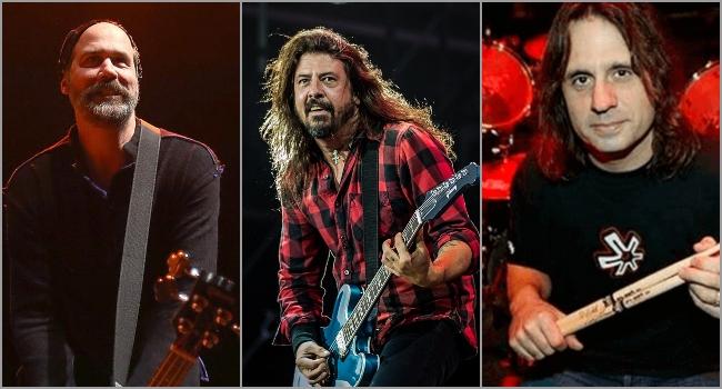 Dave Grohl se reunirá con Krist Novoselic y Dave Lombardo para actuación especial