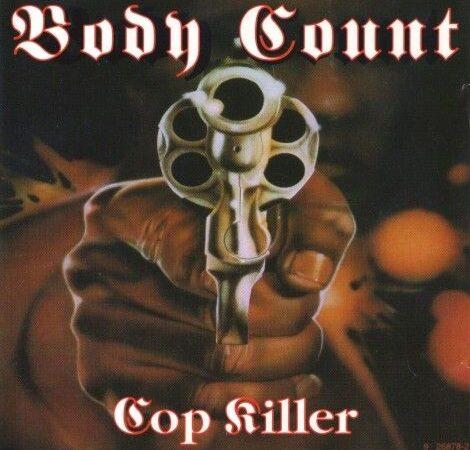 """Cancionero Rock: """"Cop Killer"""" – Body Count (1992)"""