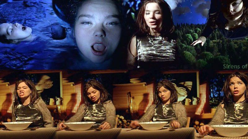 """Videografía Rock: """"Human Behaviour"""" – Björk"""
