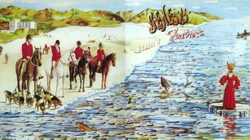 "Grandes Portadas del Rock: Genesis – ""Foxtrot"" (1972)"