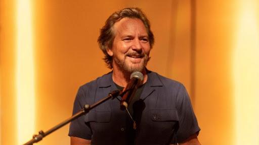 Eddie Vedder habló sobre el proceso de creación de Gigaton