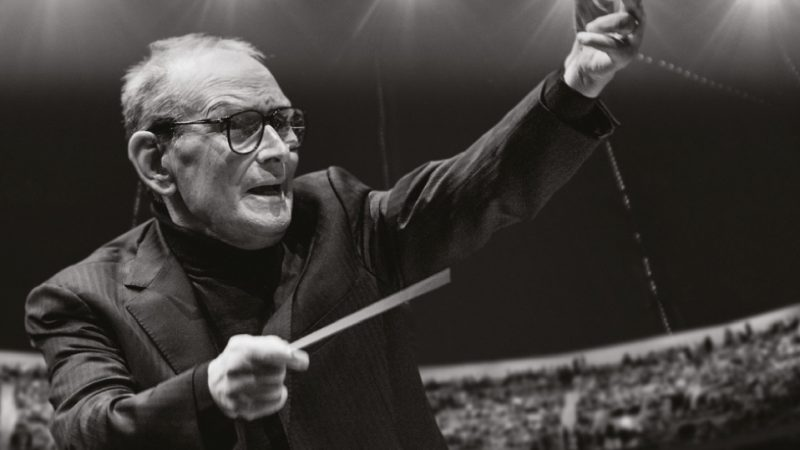 A sus 91 años ha fallecido Ennio Morricone, el legendario director de orquesta y creador de grandes bandas sonoras
