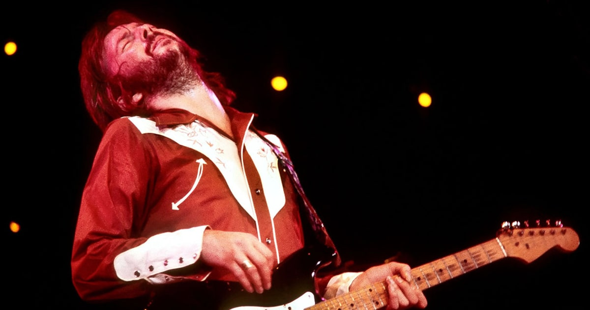 Life in 12 Bars: El conmovedor documental de Eric Clapton