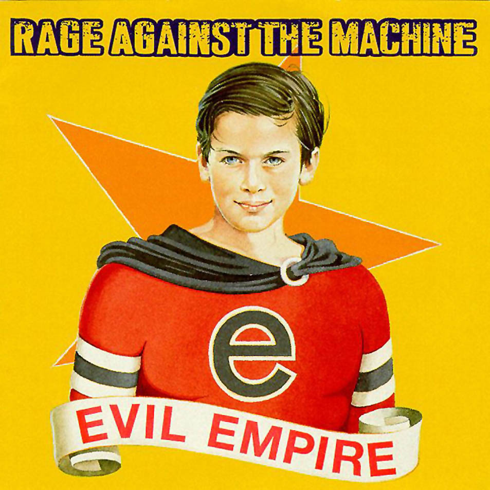"Disco Inmortal: Rage Against The Machine- ""Evil Empire"" (1996)"