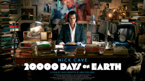 Rockumentales: Nick Cave: 20.000 Days on Earth
