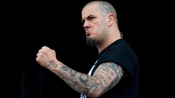 Phil Anselmo agrega una nueva fecha en Chile