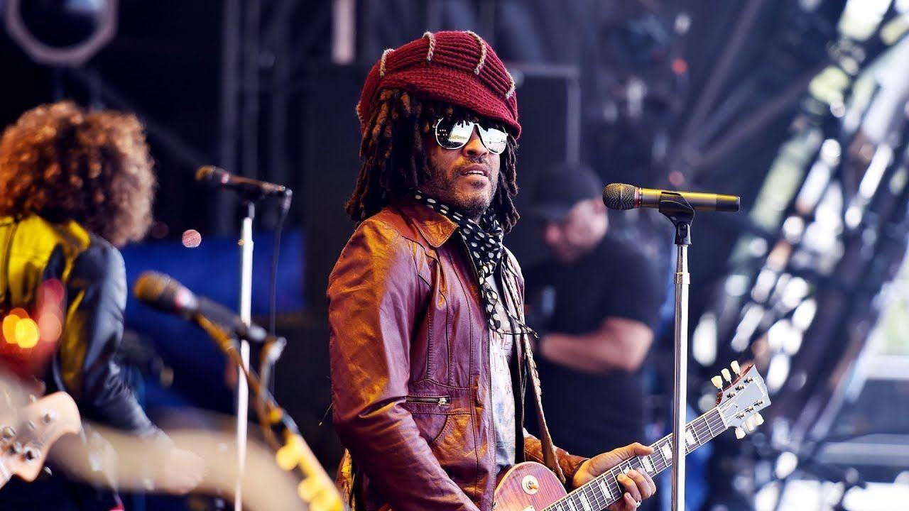 Rumbo a Lollapalooza: Lenny Kravitz, magnetismo y status