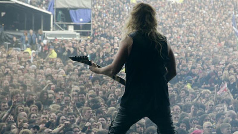 Conciertos que hicieron historia: Metallica en Monsters of Rock '91