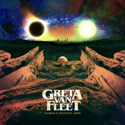 Greta Van Fleet- Anthem of the Peaceful Army (2018)