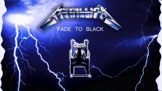 Cancionero Rock: Metallica- Fade to Black (1984)