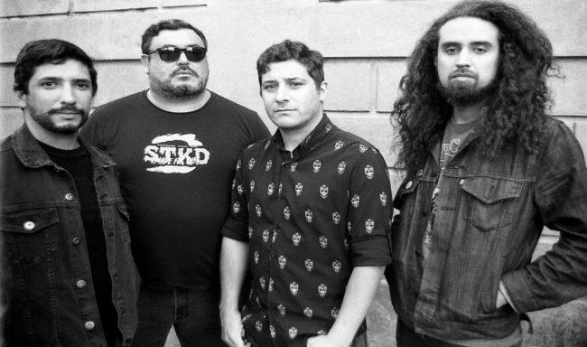 Franklin: así suena la nueva banda de integrantes de BBS Paranoicos, Weichafe, Sin Perdón