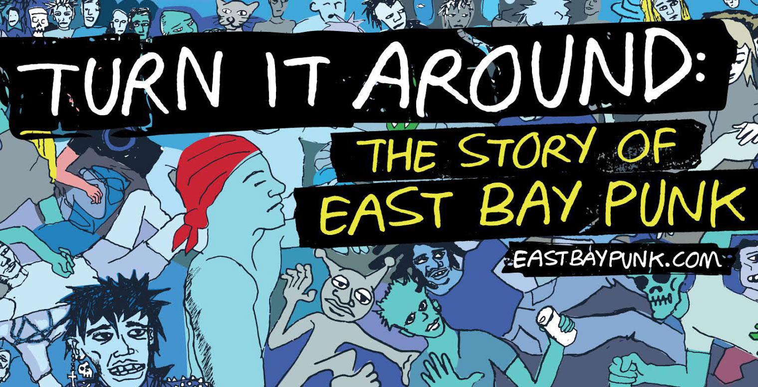 Green Day lanzará soundtrack del documental sobre la escena punk del East Bay californiano