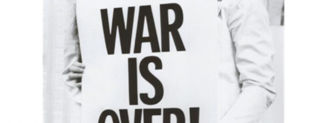 "Cancionero Rock: ""Happy Xmas (War is Over)"" – John Lennon (1971)"