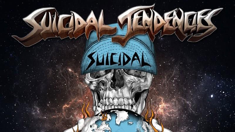 Suicidal Tendencies publican su nuevo disco en línea, escucha completo 'World Gone Mad'