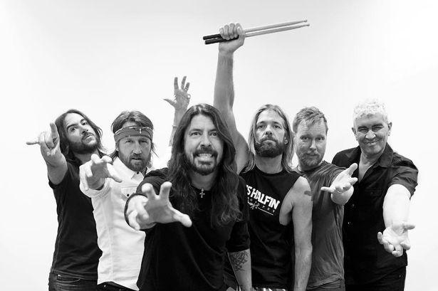Foo Fighters planea volver con nuevo álbum de estudio el 2020