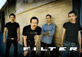 Filter regresa con nuevo álbum de estudio