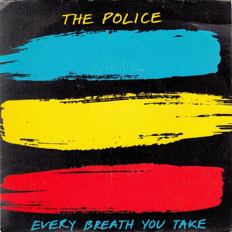 """Cancionero Rock: """"Every Breath You Take""""- The Police (1983)"""