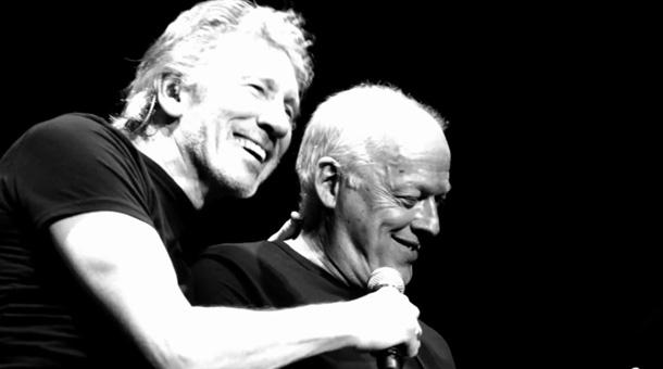 Se revela video inédito de reunión de ex-Pink Floyd el año pasado