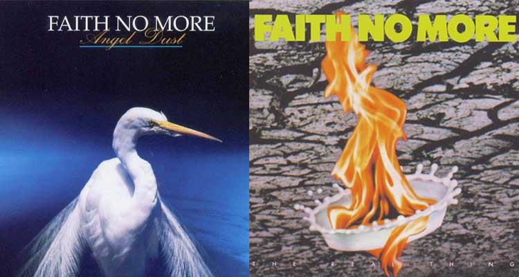 Escucha las rarezas, remixes y lados B que vendrán en las nuevas reediciones de Faith No More