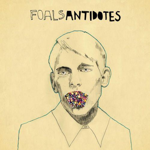 Disco Inmortal: Foals – Antidotes (2008)