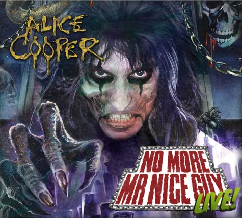 "2×1: ""No More Mr. Nice Guy"" Alice Cooper vs. Megadeth"