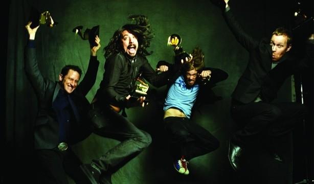 Se confirma que el nuevo disco de Foo Fighters está oficialmente terminado