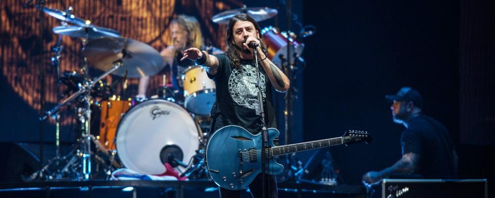 "Foo Fighters estrenó otro tema nuevo: escucha ""Sunday Rain""."