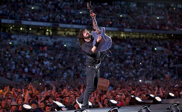 Reseña Lollapalooza 2012, lo más destacado del evento: Emoción, euforia y rock'n roll