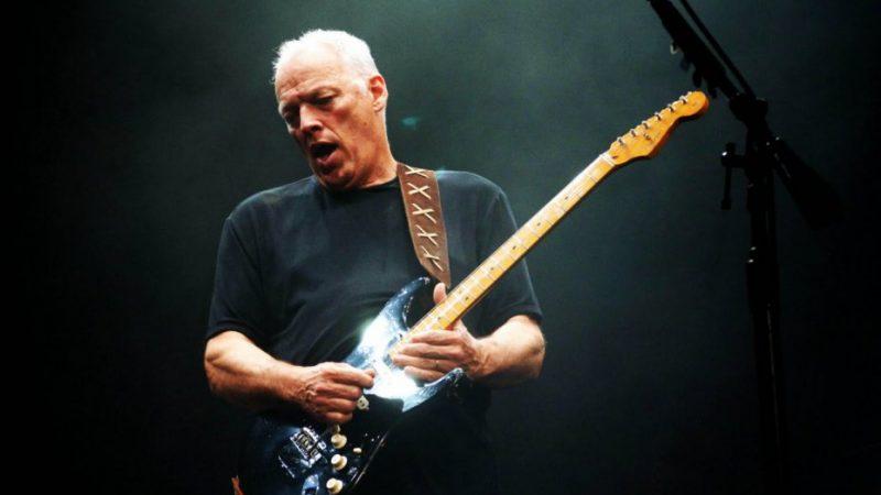 Comparten registro en alta calidad de David Gilmour en su paso por Sudamérica de 2015