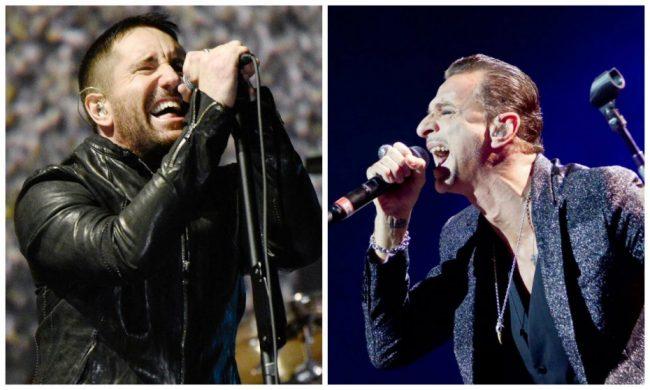 Nine Inch Nails y Depeche Mode entrarán al Salón de la Fama del Rock'n Roll