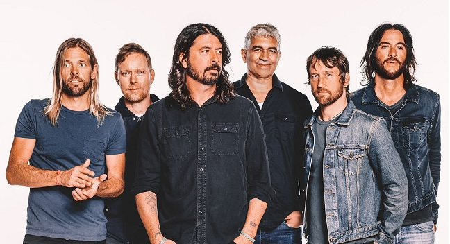 "Foo Fighters estrena nuevo single, escucha ""No Son of Mine"""