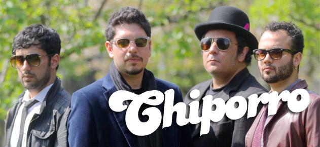 """Entrevista con Chiporro: """"Para llegar donde están Los Tres se requiere mucho trabajo y esfuerzo"""""""