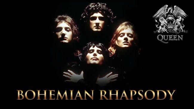 """Cancionero Rock: """"Bohemian Rhapsody"""" Queen (1975)"""
