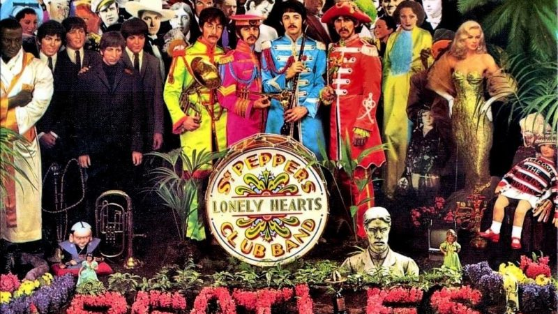 Disco Inmortal: The Beatles – Sgt. Pepper's Lonely Hearts Club Band (1967)