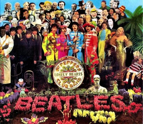 Disco Inmortal: The Beatles – Sgt. Pepper Lonely Hearts Club Band ...