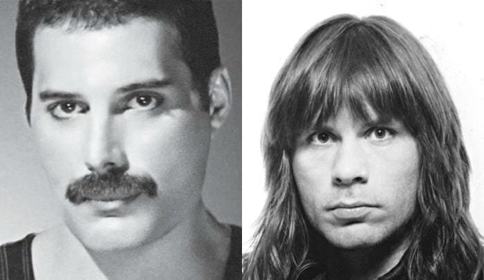 """El día que Bruce Dickinson grabó """"Bohemian Rhapsody"""" junto a la soprano Montserrat Caballé"""