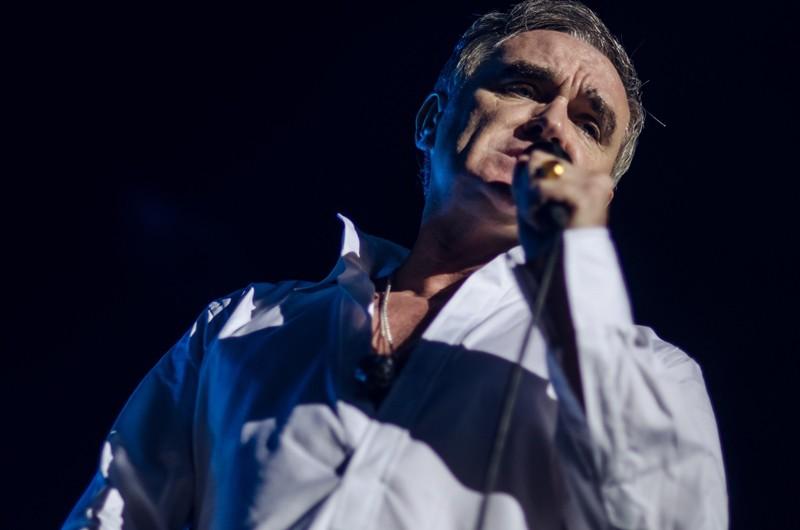 Morrissey en Chile: La redención de un ídolo