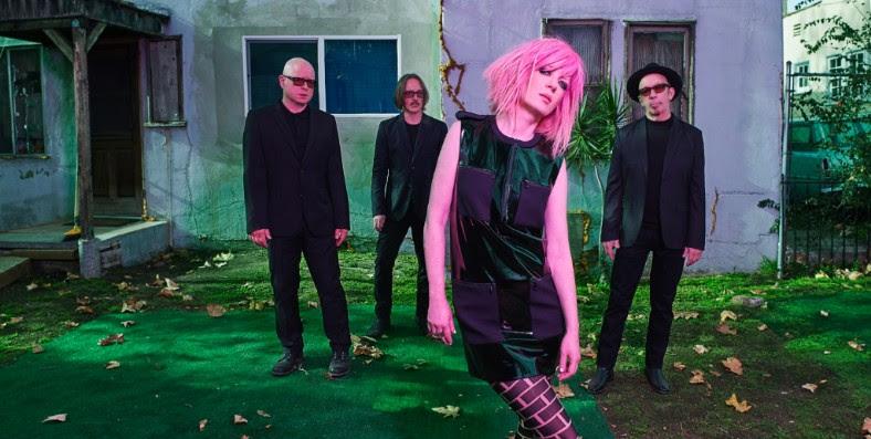 "Garbage llega a Chile para mostrar su nuevo álbum ""Strange Little Birds"""