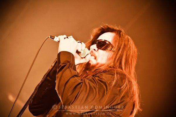 Kyuss Lives! en Chile: El gentil arte de calmar ansiedades